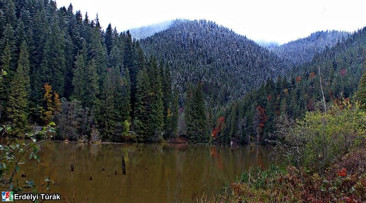 Ősszel is szép a Gyilkos tó