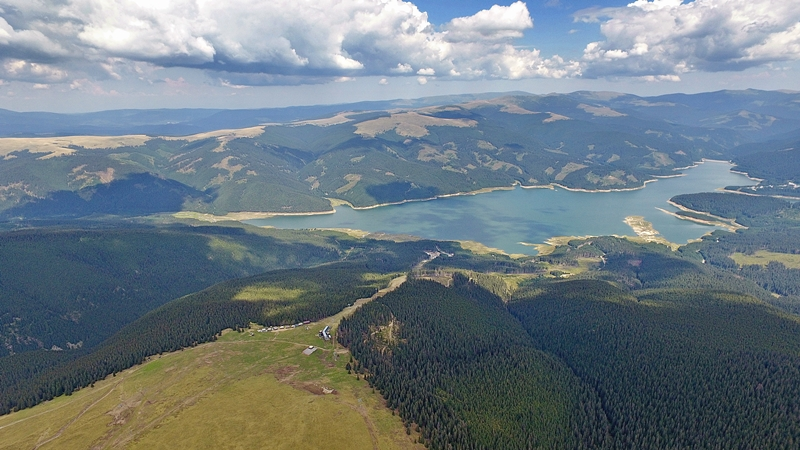 A Vidra tó