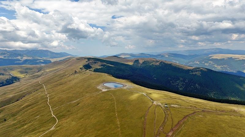 A Lotru-hegység