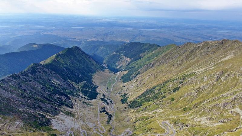 A Transzfogarasi út