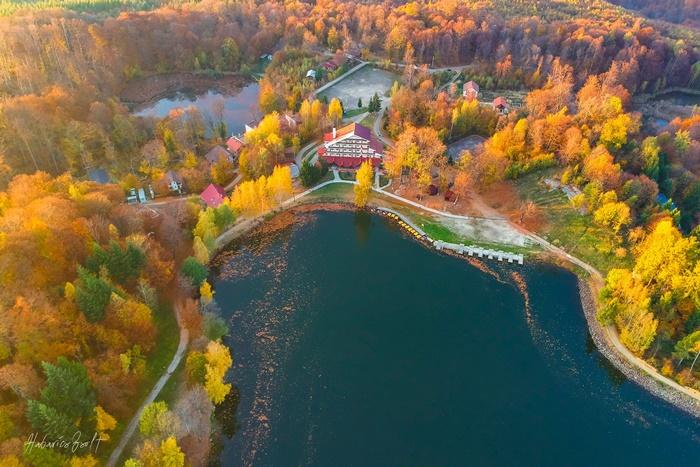 A Fekete - hegyi Bódi tó