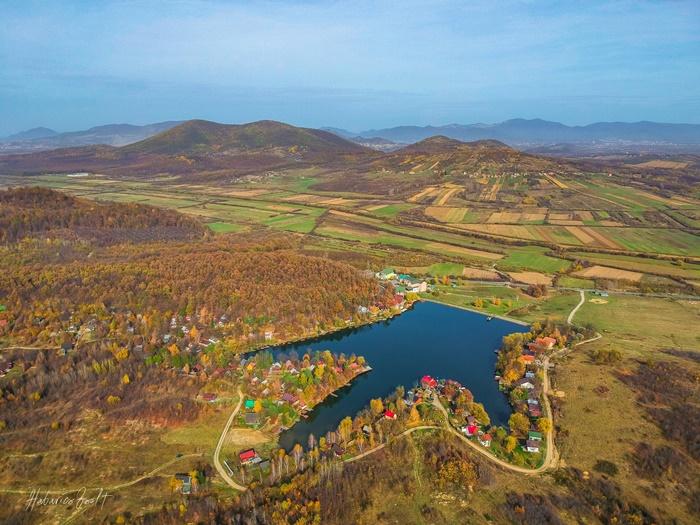 A muzsdaji tó