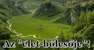 Kora tavaszi kép a völgyről, Fundatura ponorolui
