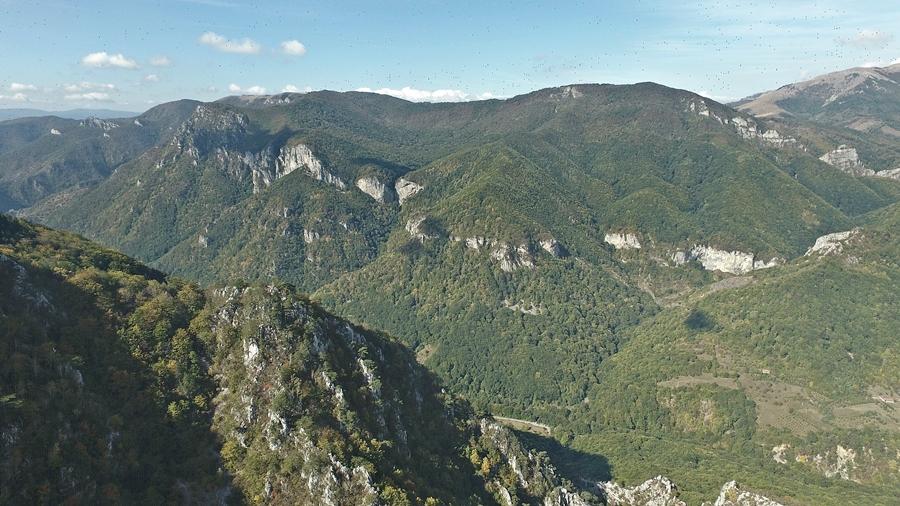 A Cserna-völgy
