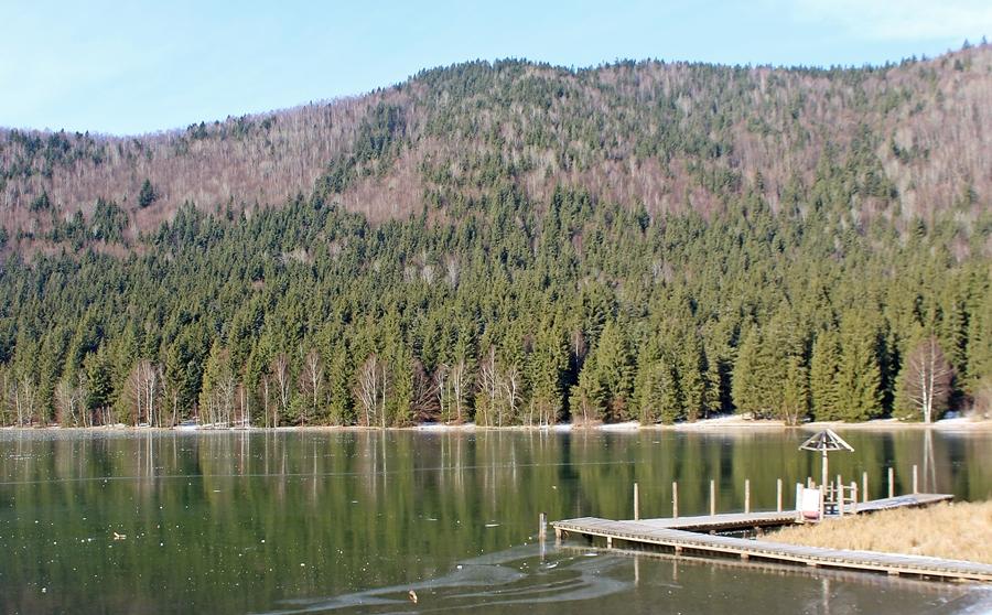 a Szent Anna tó