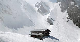 A Fogarasi-havasok télen is szép