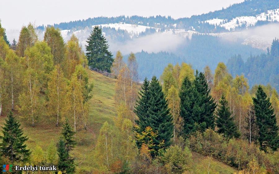A Gyimesek ősszel