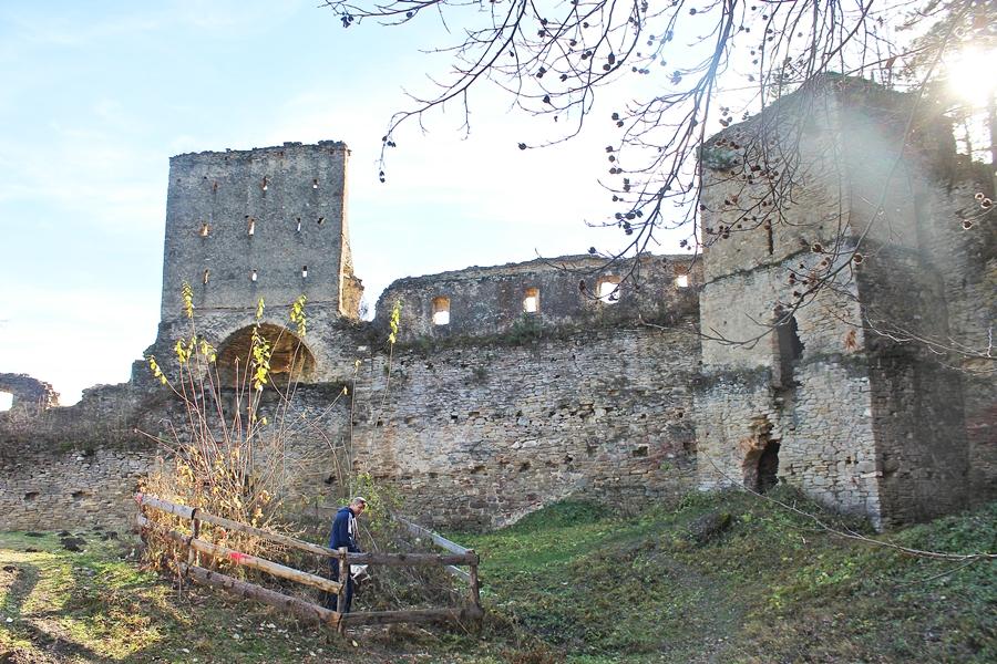 A Szászkézdi vár