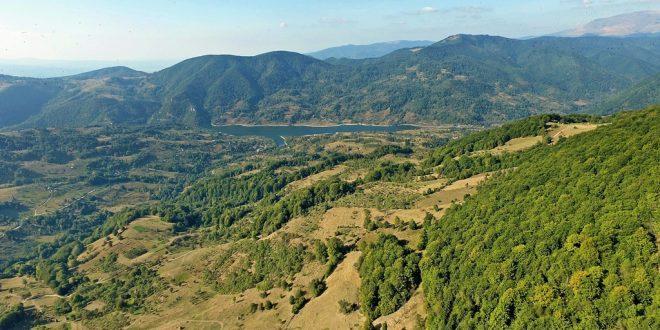 A Cserna-hegység