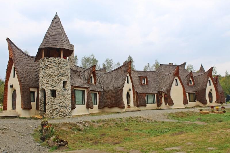"""A Tündér-völgyi """"ház"""""""