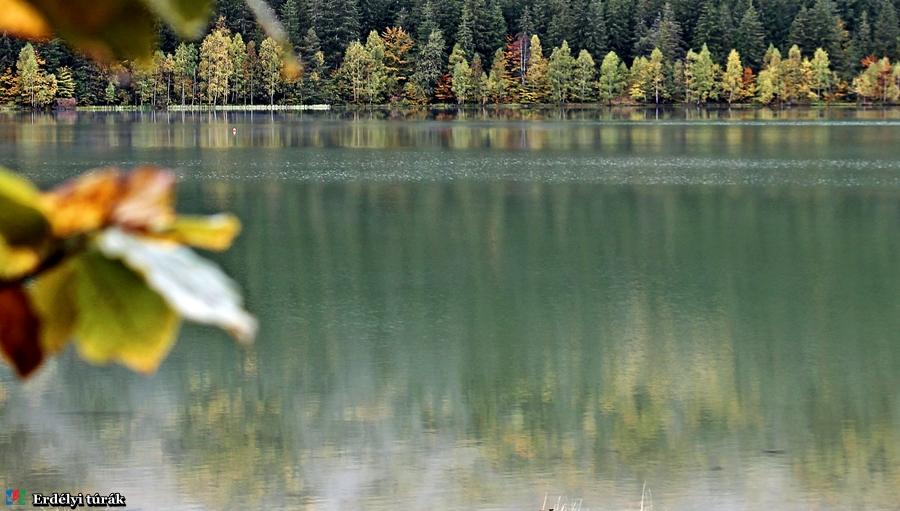 Szent Anna tó ősszel